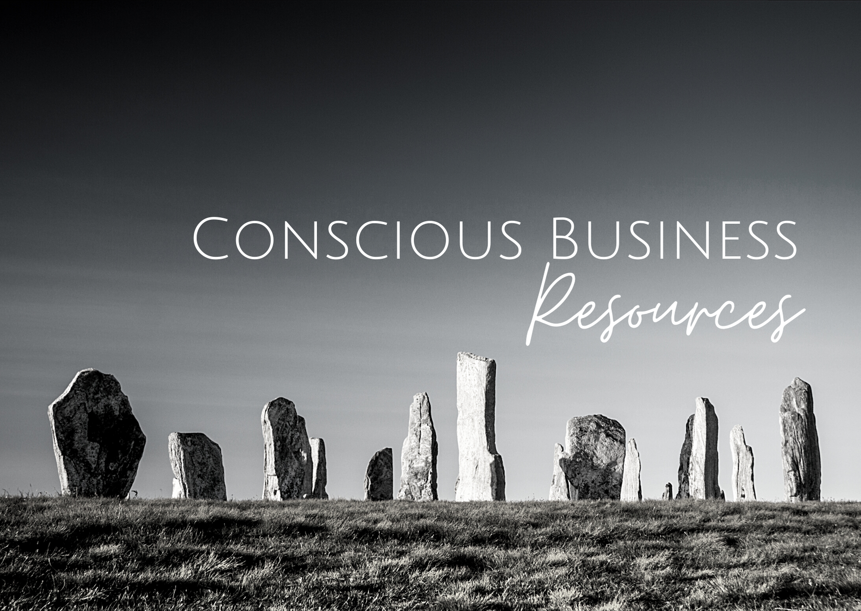 Conscious Business Resources