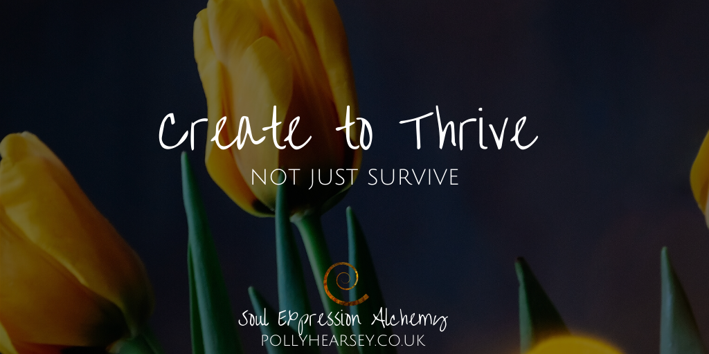Create to Thrive