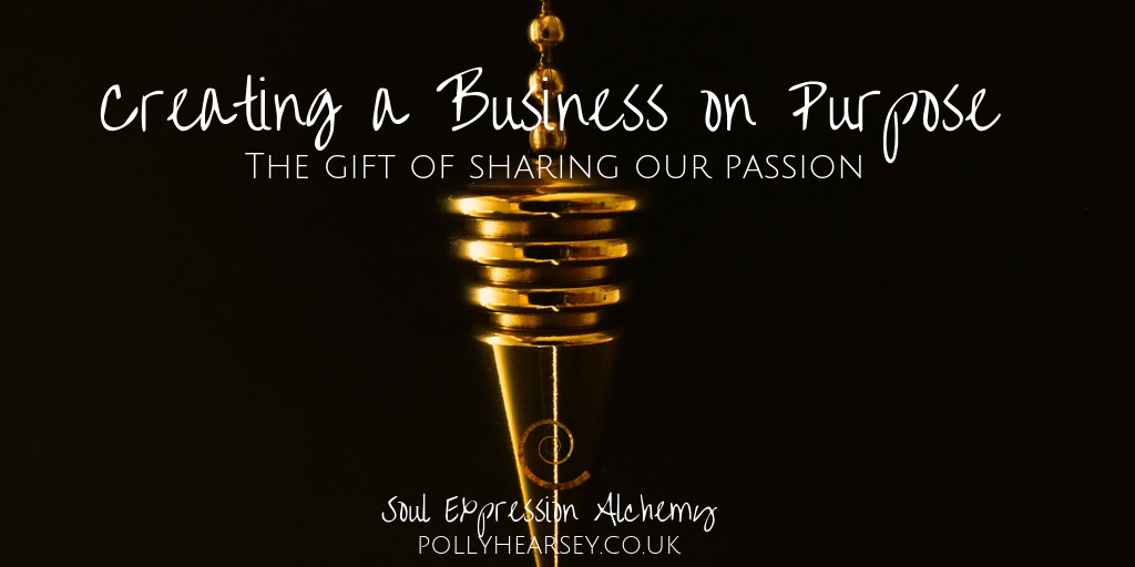 Creating a Business on Purpose