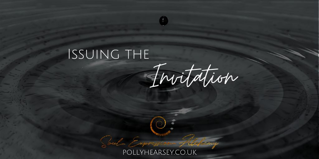 Energetic Invitation