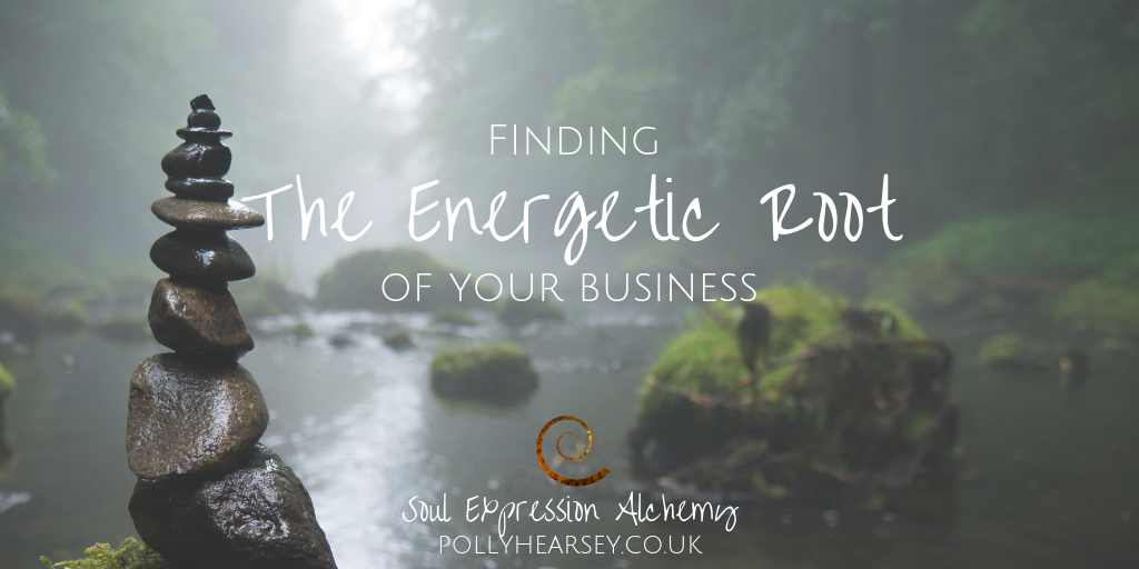Finding Your Energetic Root
