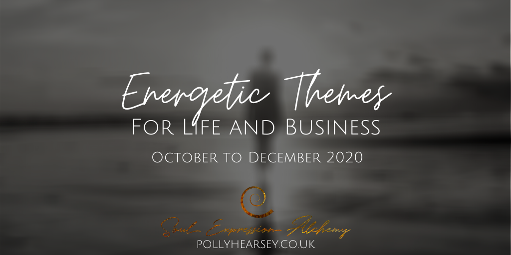 Energetic Themes October to December 2020