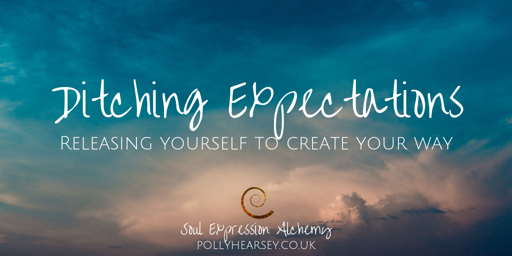 Ditching Expectations