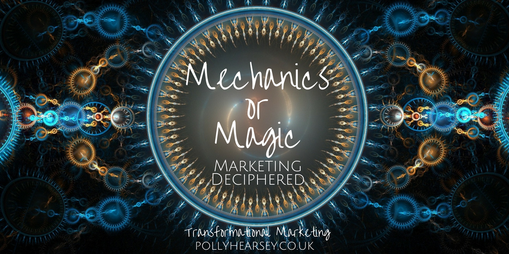 Mechanics or Magic - Marketing Deciphered