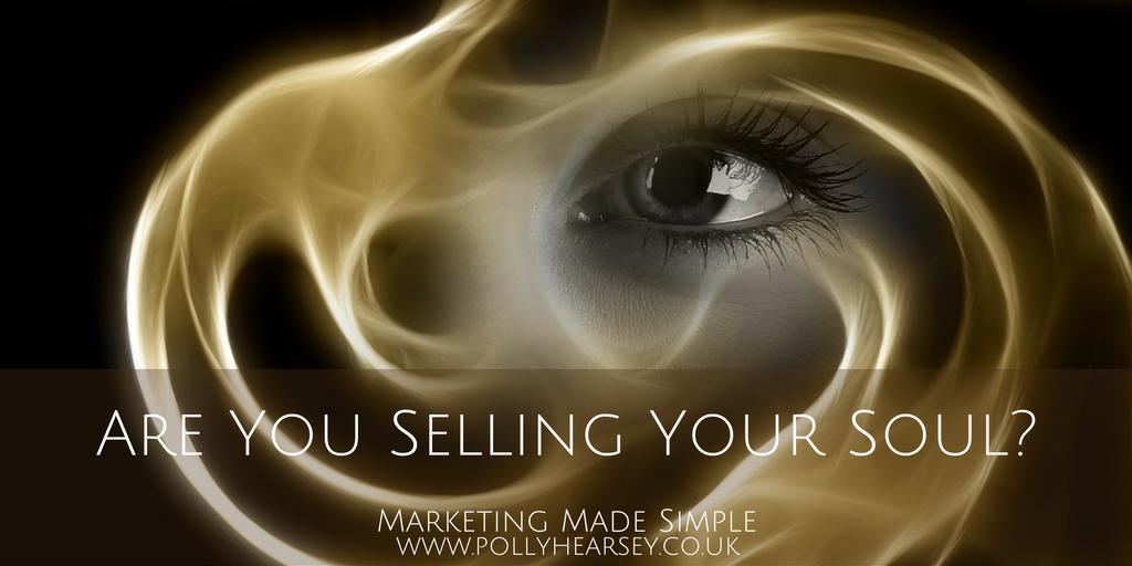 Selling your Soul