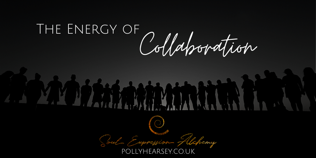 The Energy of Collaboration