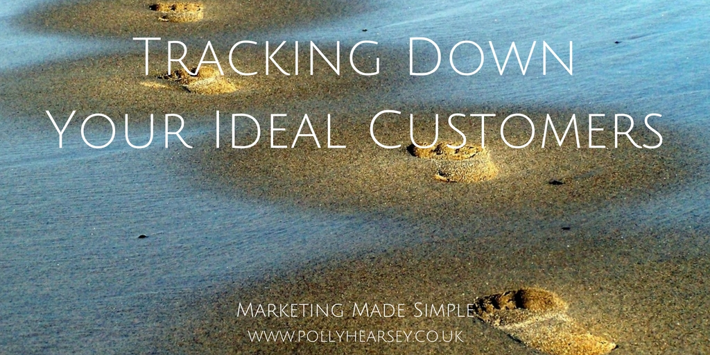 Tracking Down Your Ideal Customers